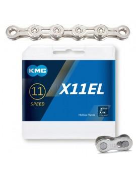 Łańcuch KMC X11EL 118 ogniw...
