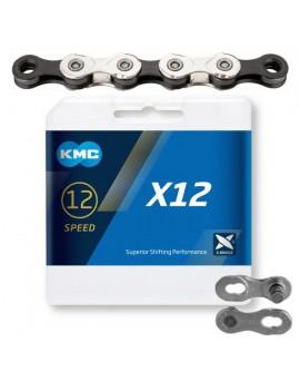 Łańcuch KMC X12...