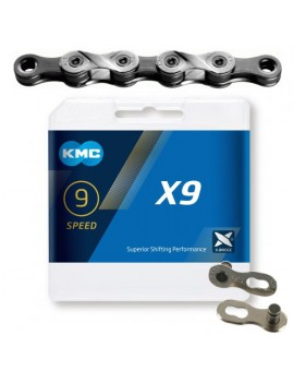 Łańcuch KMC X9 114 ogniw...