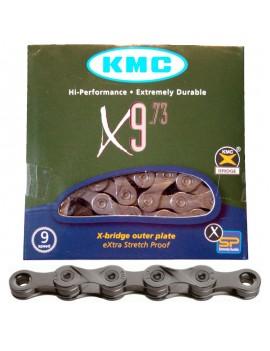 Łańcuch KMC X9.73 116 ogniw...
