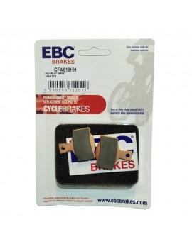 Klocki okładziny EBC...