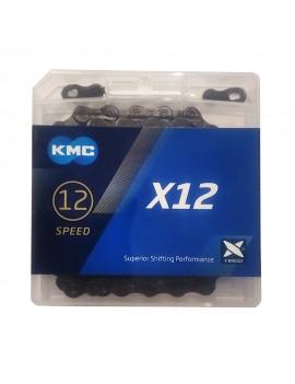 Łańcuch KMC X12 126L 12S...
